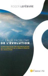 Le faux problème de l'évolution