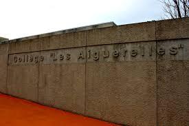 Collège des Aiguerelles : la grande farce des politiques et de  l'administration ! | Pas de roses sans épines !